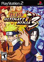 Naruto: Ultimate Ninja 3 (Fighting)