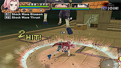 b3dd88a217f Naruto Uzumaki Chronicles 2 Review for PlayStation 2 (PS2)