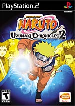 Naruto Uzumaki Chronicles 2 box art