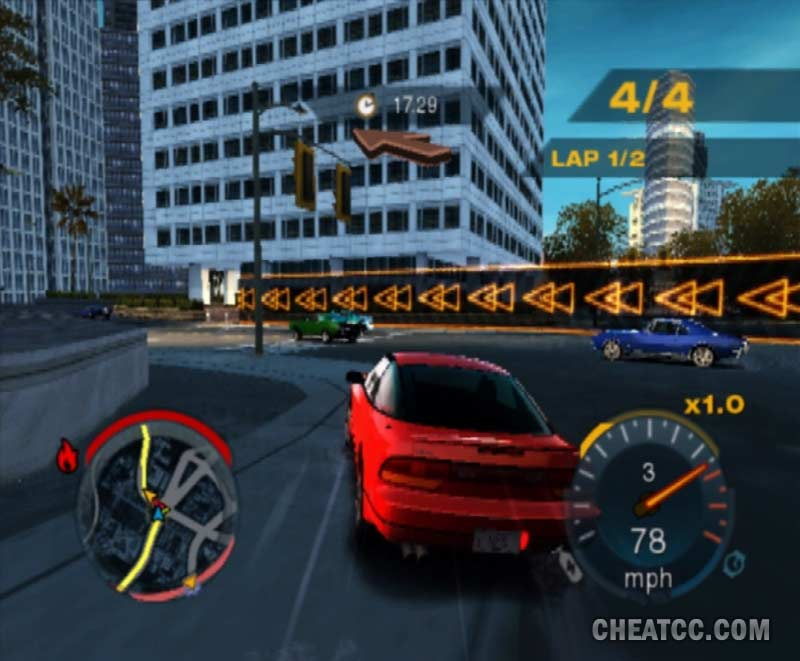 Need for Speed: Undercover Review for PlayStation 2 (PS2)