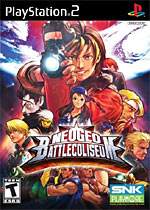 NeoGeo Battle Coliseum box art