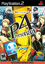 Persona 4 (RPG)