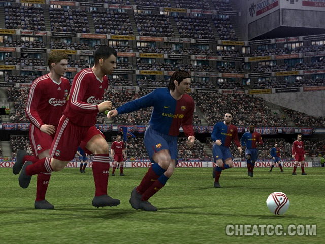 Pro Evolution Soccer 2009 Review For Playstation 2  Ps2