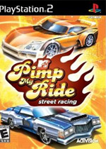 Pimp My Ride: Street Racing box art