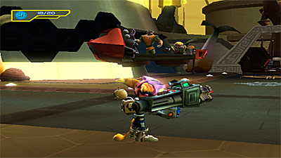 Ratchet & Clank: Size Matters screenshot