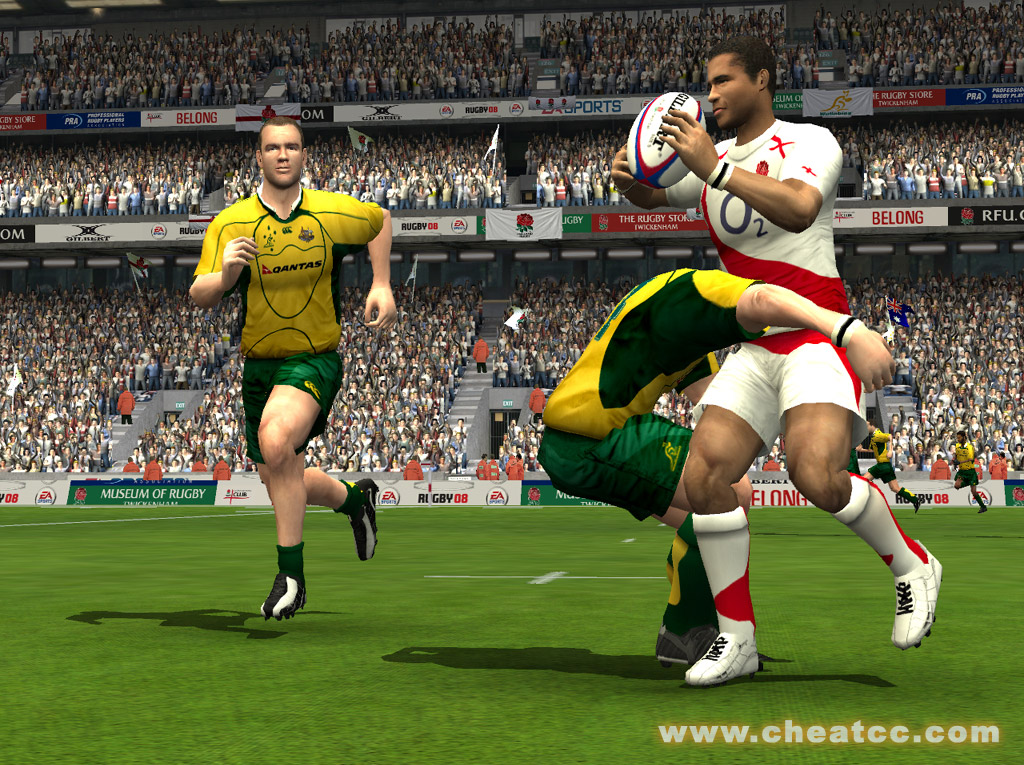 Rugby 08 Pc Games Download