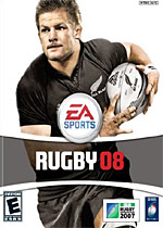 Rugby 08 box art