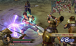 Samurai Warriors 2: Xtreme Legends screenshot
