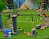Sega Superstars Tennis screenshot - click to enlarge