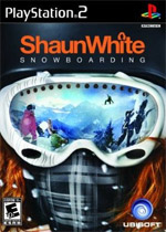 Shaun White Snowboarding box art