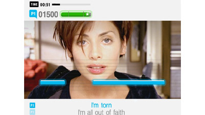 Singstar '90s screenshot