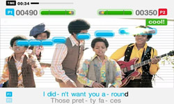 SingStar Legends screenshot