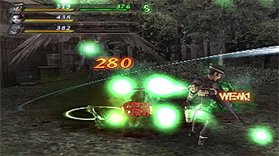 Shin Megami Tensei: Devil Summoner 2 - Raidou Kuzunoha vs. King Abaddon screenshot