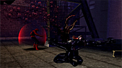 Spider-Man: Web of Shadows - Amazing Allies Edition screenshot