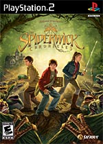 The Spiderwick Chronicles box art