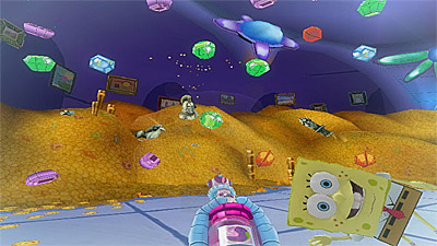Spongebob's Atlantis Squarepantis screenshot