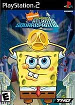 Spongebob's Atlantis Squarepantis box art