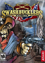 Swashbucklers: Blue vs. Grey box art