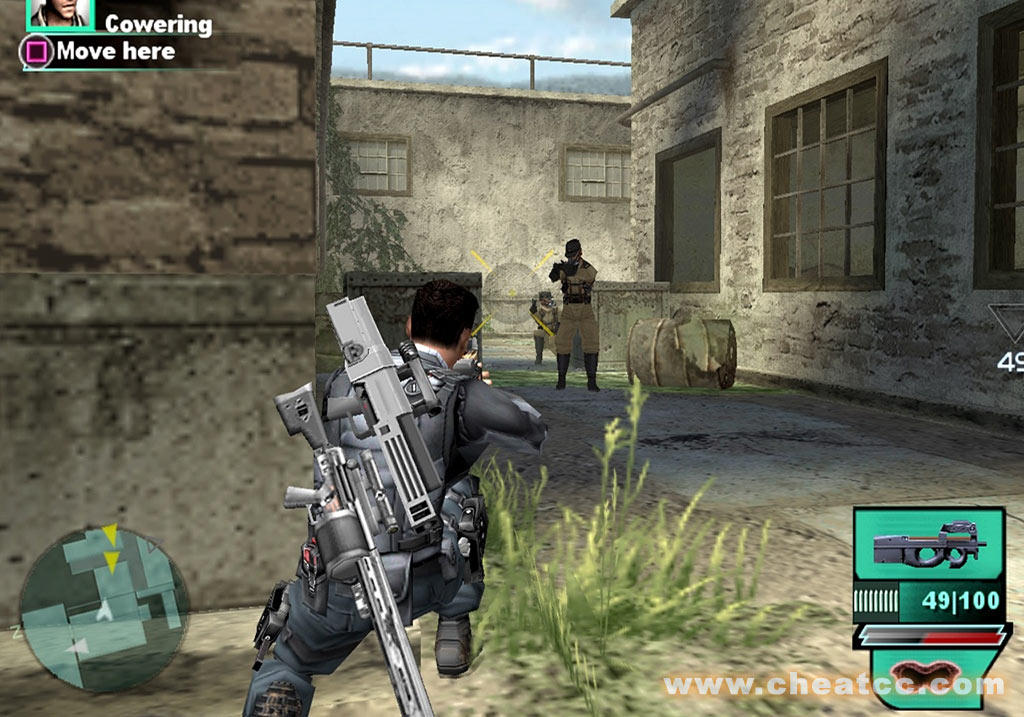 Syphon Filter: Dark Mirror APK + ISO PSP Download For Free