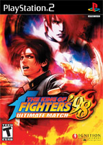 The King of Fighters '98 Ultimate Match box art