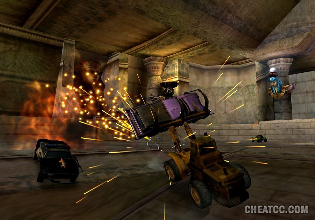 Twisted Metal Head On Extra Twisted Edition Review For