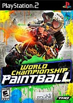 World Championship Paintball box art