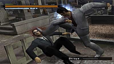 Yakuza 2 screenshot