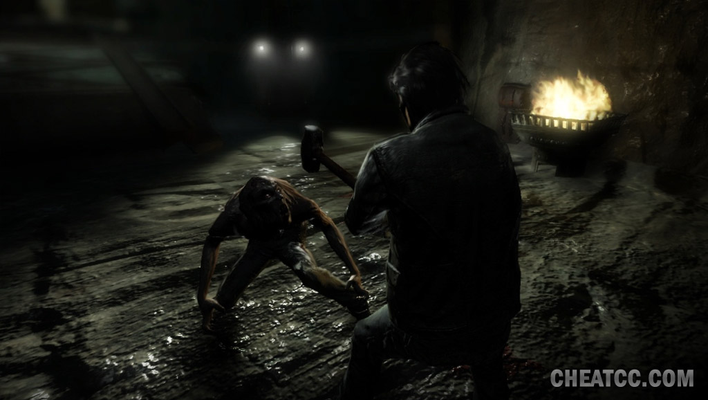 Alone in the dark inferno review for playstation 3 ps3 for Alone in the dark 3