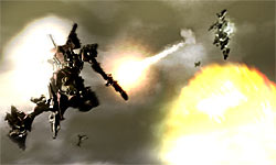 Armored Core 4 screenshot