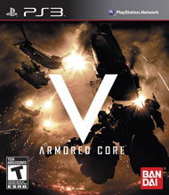 Armored Core V Box Art