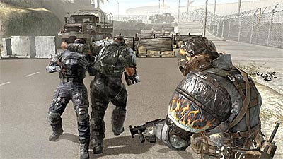 Army of Two screenshot