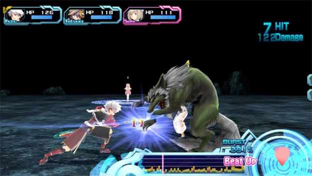 Ar Tonelico Qoga Knell of Ar Ciel Screenshot