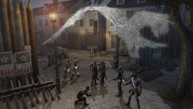 Assassin's Creed III: The Tyranny of King Washington: The Betrayal Screenshot