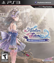 Atelier Totori: Adventurer of Arland Box Art