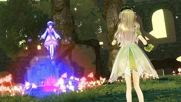 Atelier Ayesha: The Alchemist of Dusk Screenshot