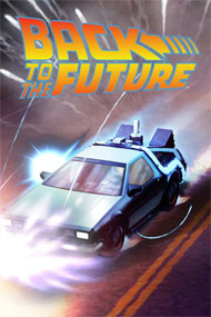 Back to the Future: The Game - Episode 2: Get Tannen! Box Art