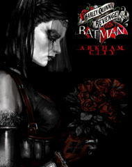 Batman: Arkham City - Harley Quinn's Revenge Box Art