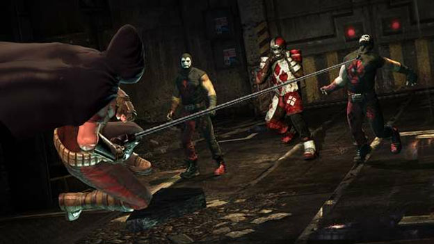 Batman: Arkham City - Harley Quinn's Revenge Screenshot