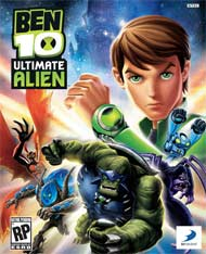 Ben 10 Ultimate Alien: Cosmic Destruction box art