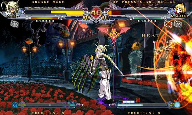 BlazBlue: Continuum Shift 2 Screenshot