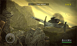 Blazing Angels 2: Secret Missions of WWII screenshot
