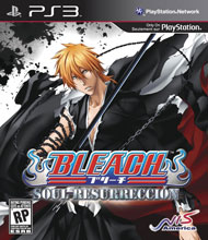 Bleach: Soul Resurrección Box Art