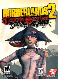 Borderlands 2: Captain Scarlett and Her Pirate's Booty Box Art