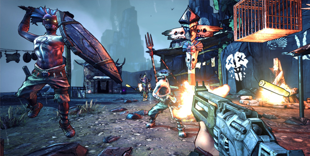 Borderlands 2: Sir Hammerlock's Big Game Hunt Screenshot