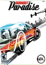 Burnout Paradise: Bike Pack box art