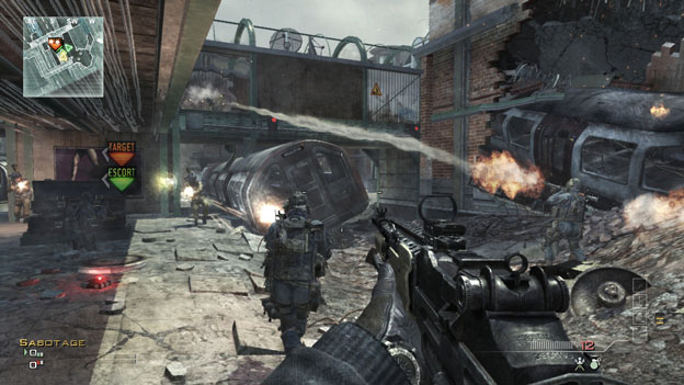 Call of Duty: Modern Warfare 3   COOP Online