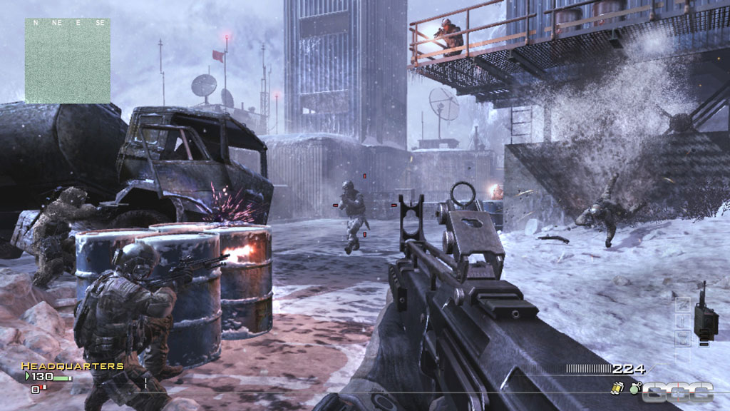 Call Of Duty Modern Warfare 3 Slideshow For Playstation 3 Ps3