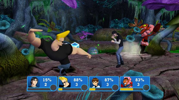 Cartoon Network: Punch Time Explosion XL Screenshot