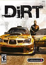 DiRT box art