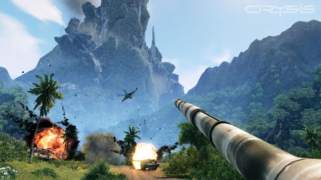Crysis Screenshot